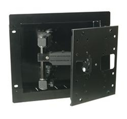 "Securmount WR-20 In Wall Box Articulates fits 23""-40"" Plasma LED LCD"