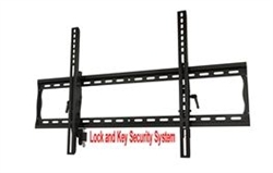 "Anti-Theft Locking UniversalTilting TV Wall Mount for 37-63"" LCD / Plasma/ LED TVs with Key Lock"